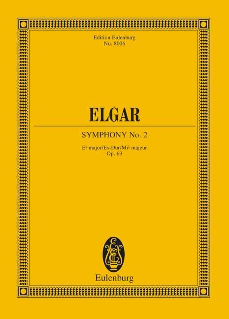 Symphony-No-2-Eb-major-op-63-Elgar-Edward-study-score-orchestra-97902002117